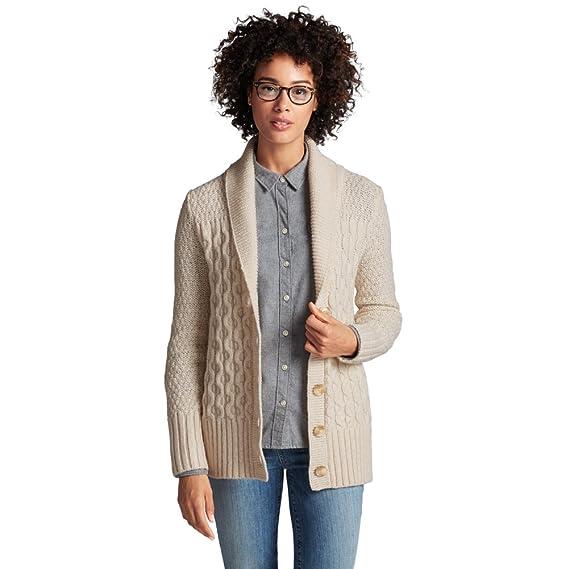 Eddie Bauer Women's Cable Cardigan Sweater