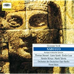 Verdi: Nabucco / Akt 1 - Habt Mut, Kinder Judas
