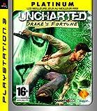 echange, troc Uncharted : Drake'a fortune - platinum