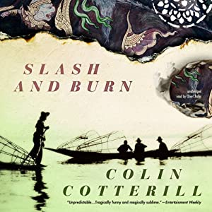 Slash and Burn: The Dr. Siri Investigations, Book 8 | [Colin Cotterill]