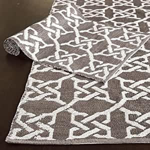 amazon com farrah indoor outdoor rug 3 x 5 ballard