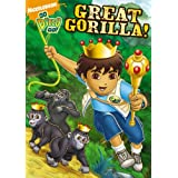 Go Diego Go!: Great Gorilla! DVD – $4.69!