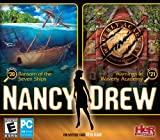 Nancy Drew: Ransom of The Seven Ships and Warnings at Waverly Academy Jewel Case, 2-Pack