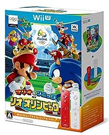 マリオ&ソニック AT リオオリンピック Wiiリモコンプラスセット(アカ・シロ)