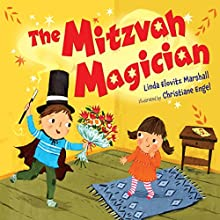 The Mitzvah Magician Audiobook by Linda Elovitz Marshall Narrated by  Intuitive