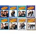 Seinfeld Complete Collection Seasons (1 2 3 4 5 6 7 8 9) (DVD Box Sets) (2007) NEW