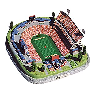 NCAA 4750 Limited Edition Platinum Series Stadium Replica of Maryland Byrd Stadium by Sport Collectors Guild