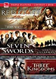 eOne Triple Feature Set 19 (Red Cliff - Theatrical Cut, Seven Swords, Three Kingdoms)