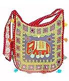 Treasure of Thar Sling Bag (Maroon)