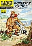 Classics Illustrated 43: Robinson Crusoe