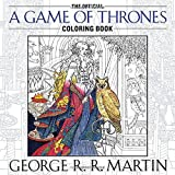 George R. R. Martin's Game of Thrones Coloring Book