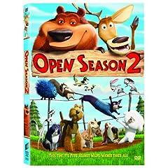 DVD 2009: Open Season 2 [O Bicho Vai Pegar 2]