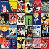 Re-Marks Vintage Magazine Covers 500 Piece Puzzle Made in USA