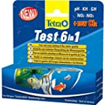 Tetra 175488 Test 6 in 1, Wassertest...