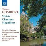 Motets Chansons and a Magnif