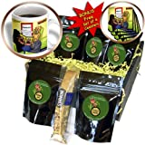 cgb_6848_1 Londons Times Gen. 2 Dog Cartoons - Shar-Pei Cosmetic Surgery - Coffee Gift Baskets - Coffee Gift Basket