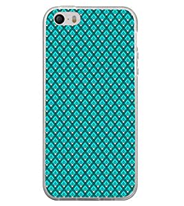 Colourful Pattern 2D Hard Polycarbonate Designer Back Case Cover for Apple iPhone 5
