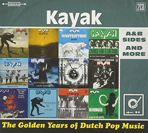 Kayak-The Golden Years Of Dutch Pop Music-2CD-FLAC-2015-JLM Download
