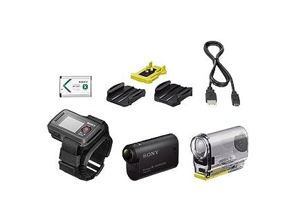 Sony HDR-AS30V Remote KIT Camescopes Action Camera 1080 pixels 16.8 Mpix 32 Go