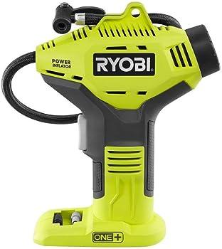 Ryobi P737 18-Volt ONE Power Inflator