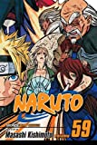 Naruto, Vol. 59: The Five Kage (Naruto (Graphic Novels))
