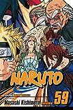 Naruto, Vol. 59: The Five Kage (Naruto (Graphic Novels))