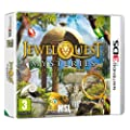 Jewel Quest Mysteries 3 - The Seventh Gate (Nintendo 3DS)