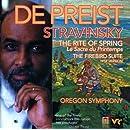 Stravinsky: Rite of Spring / Firebird Suite
