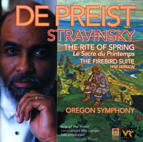 Stravinsky: Rite Of Spring / Firebird Suite back-306309