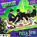 Teenage Mutant Ninja Turtles Pizza Spin Game