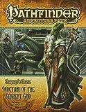 Pathfinder Adventure Path: The Serpent's Skull Part 6 - Sanctum of the Serpent God (Pathfinder Adventure Path: Serpent's Skull)