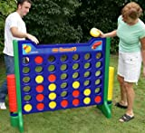 GIANT GARDEN GAMES: GIANT CONNECT 4 (1.1M TALL)