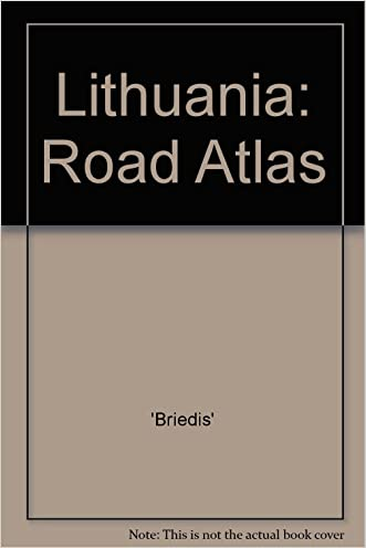 Lithuania: Road Atlas