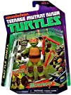 Teenage Mutant Ninja Turtles Battle Shell Mike Action Figure