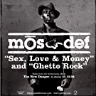 Sex, Love & Money [Explicit]