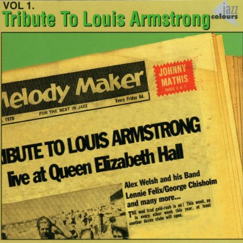 Tribute to Louis Armstrong by Various Artists