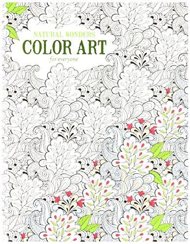 Leisure Arts-Natural Wonders Color Art