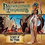 Pathfinder Legends - Mummy's Mask: Secrets of the Sphinx | Mark Wright,Amber Scott