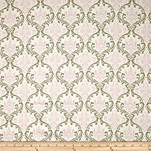 Premier Prints Madison Cozy/Bella Pink Fabric