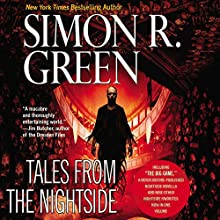 Tales from the Nightside (       UNABRIDGED) by Simon R. Green Narrated by Marc Vietor