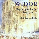 Widor: Orgelsinfonien 5 und 10