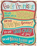 Glory Haus God's Promises Magnet, 4 by 5-Inch