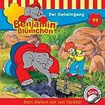 Der Geheimgang (Benjamin Blümchen 99) | Klaus-Peter Weigand