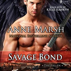 Savage Bond | [Anne Marsh]