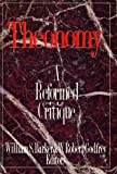 img - for Theonomy: A Reformed Critique book / textbook / text book