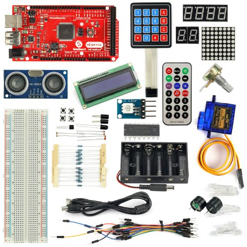 Sainsmart mega adk r starter kit for arduino keyboard