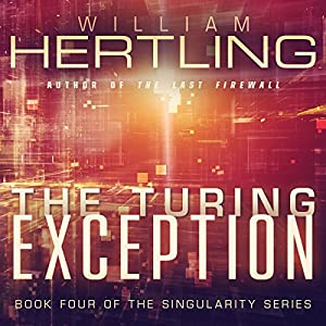 The Turing Exception Hörbuch