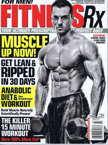 Fitness RX For Men [US] March 2013 (単号)