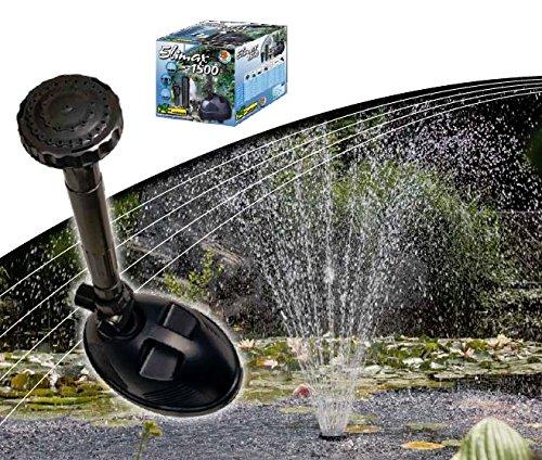 Pompe pour Fontaine ELIMAX 9000