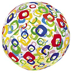 Intex Lively Print Balls, Multi Color